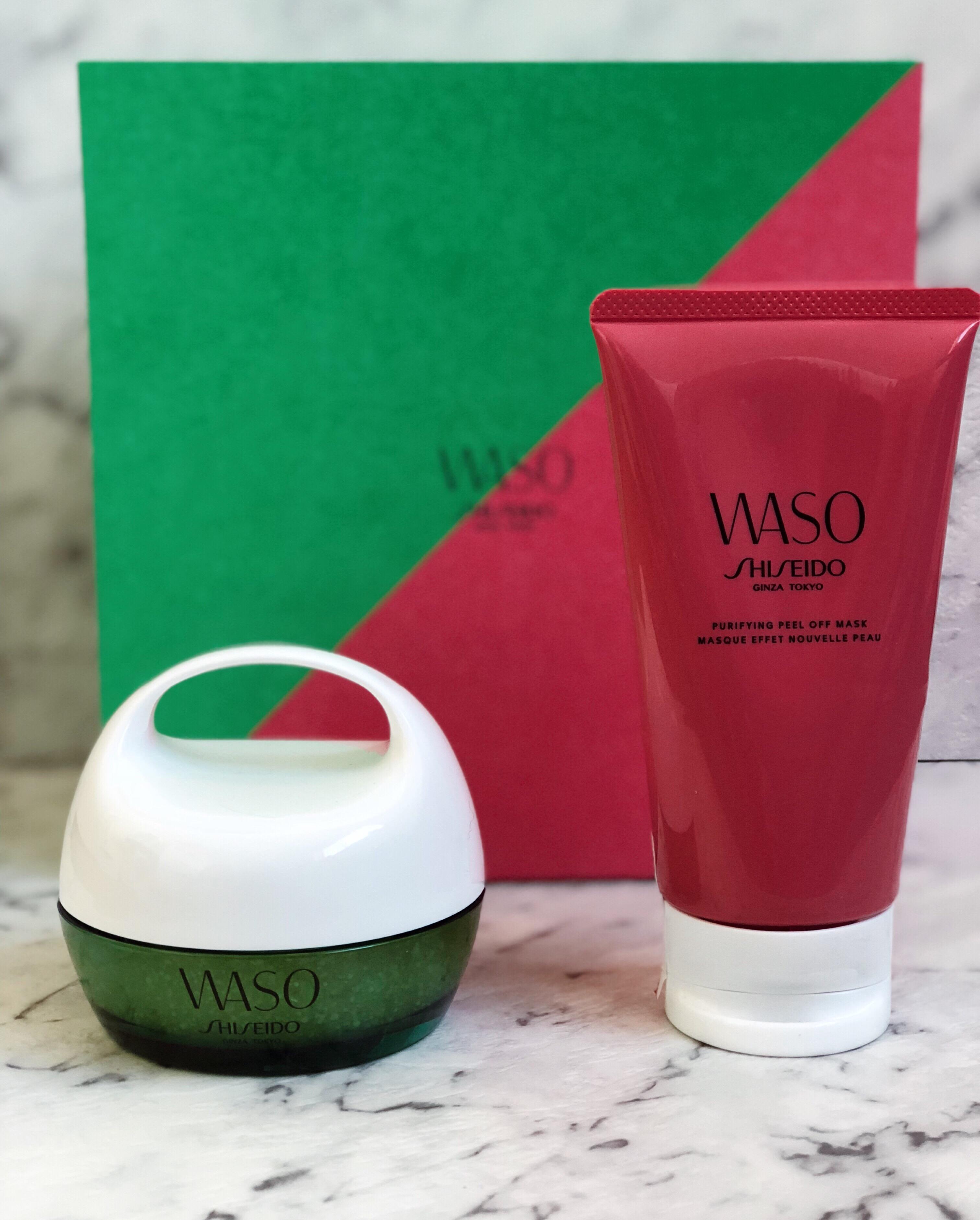Shiseido Sunday – Face Mask Edition