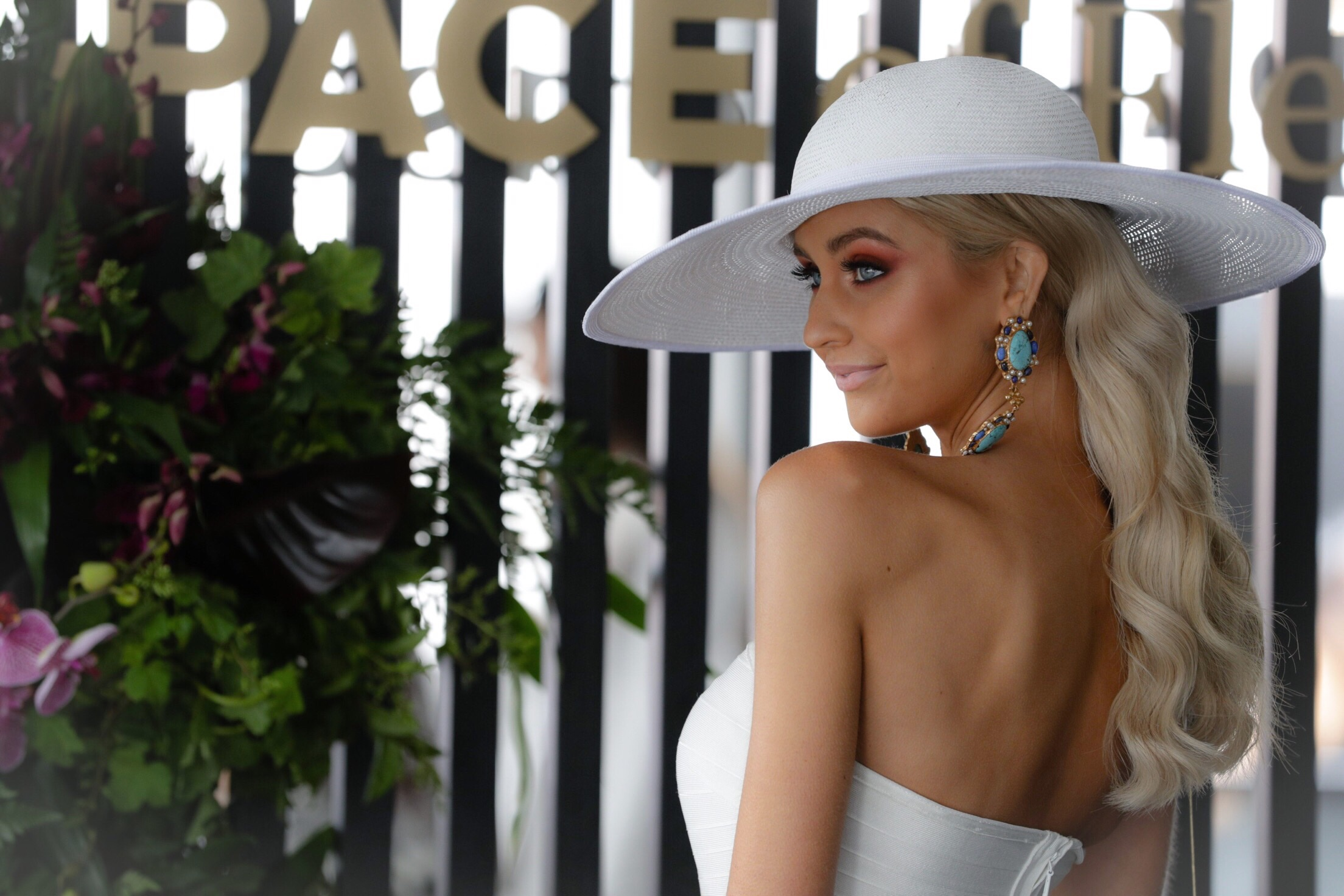 Spring Racing – Race Day Clutch